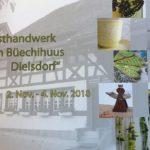 Einladung Kunsthandwerk im Büechihuus